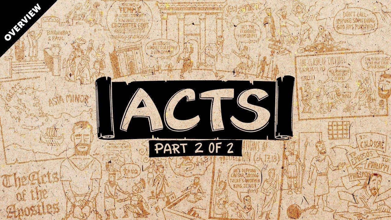 Acts Ch. 13-28