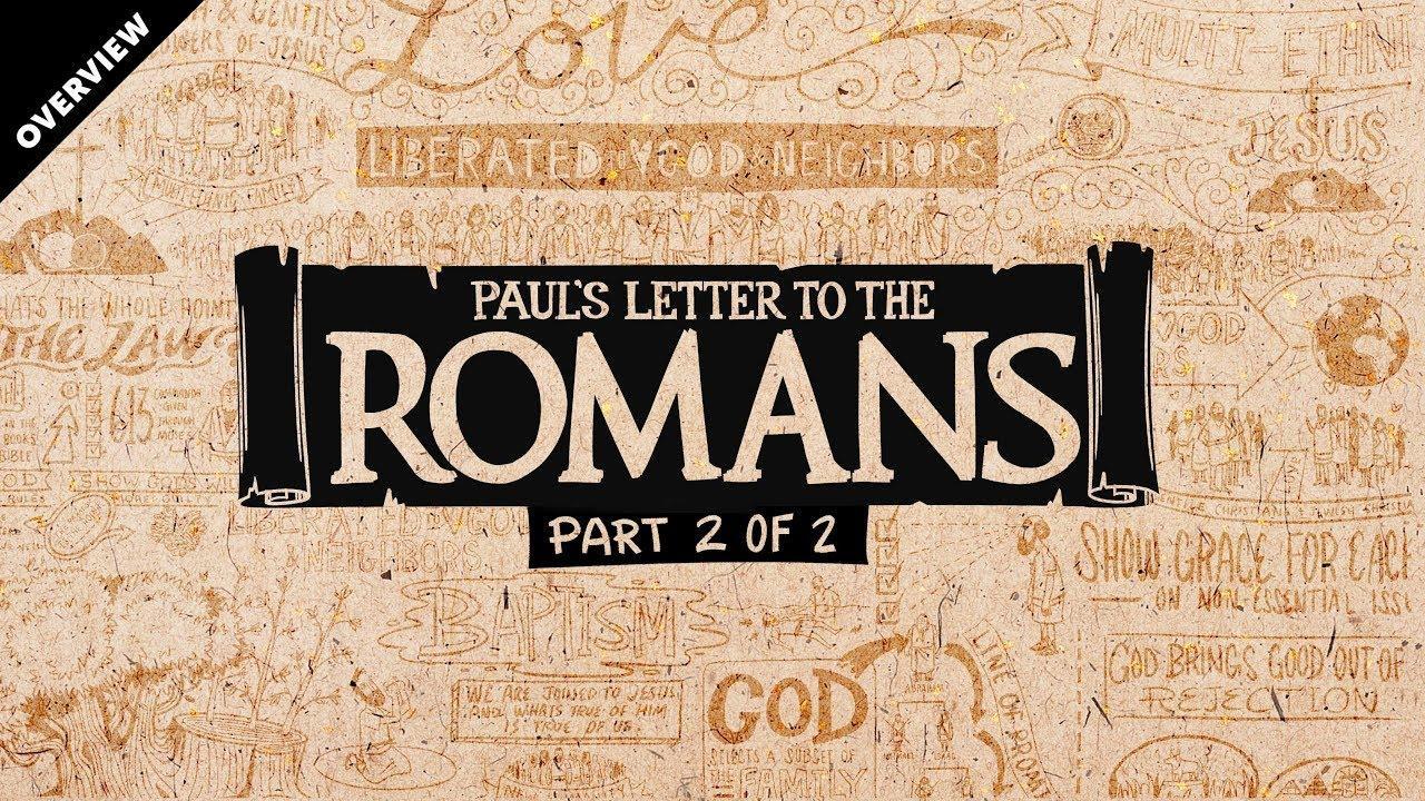 Romans Ch. 5-16